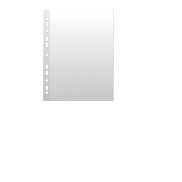 Folie protectie documente A4 40mic 100 buc/set, DONAU