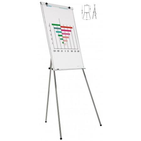 Flipchart magnetic 100x70cm, SMIT Budget