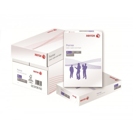 Hartie copiator A4 80g/mp 500 coli/top alba, XEROX Premier