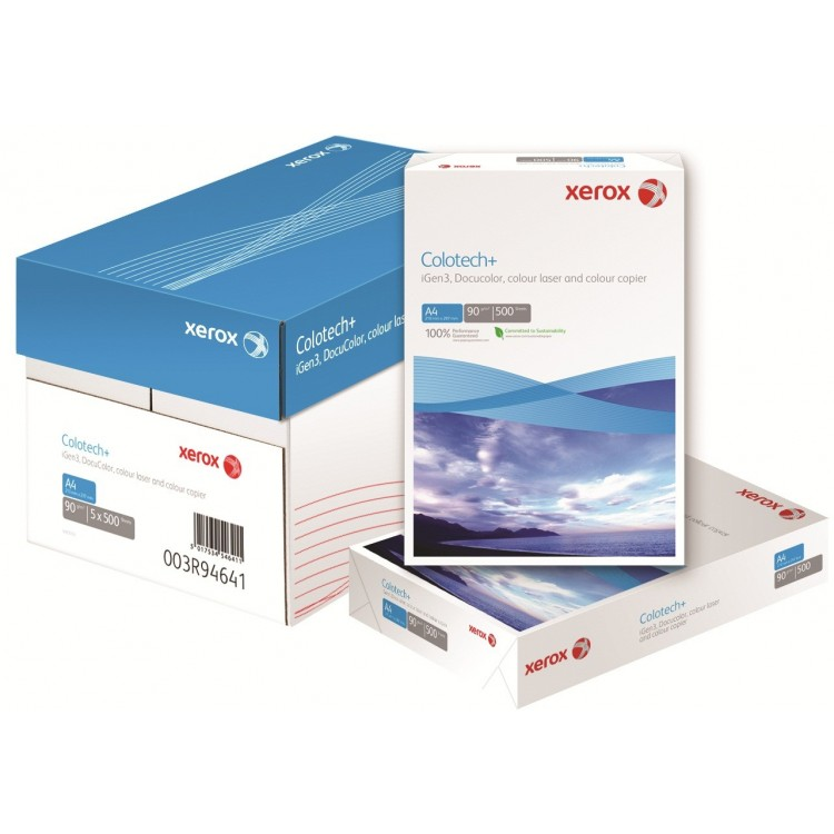 Carton SRA3 250g/mp 125 coli/top alb, XEROX Colotech