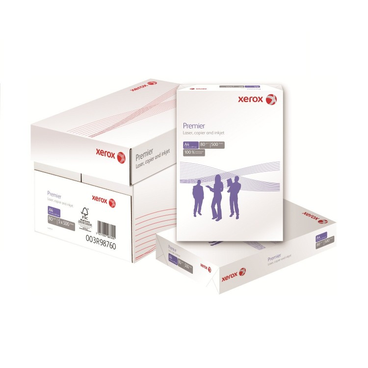 Carton A4 160g/mp 250 coli/top alb, XEROX Premier