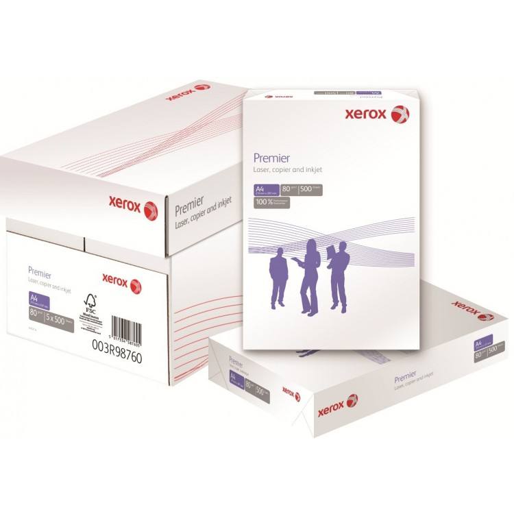 Carton A3 160g/mp 250 coli/top alb alb, XEROX Premier
