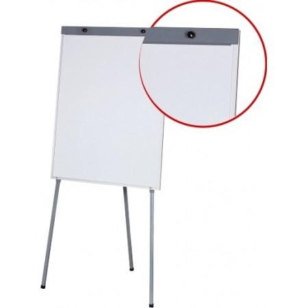 Flipchart magnetic 100x70cm, OPTIMA Economy
