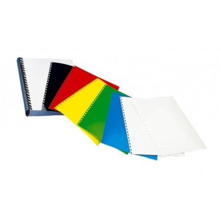 Coperta indosariere carton lucios alba 250g/mp A4 100 buc/top, OPUS