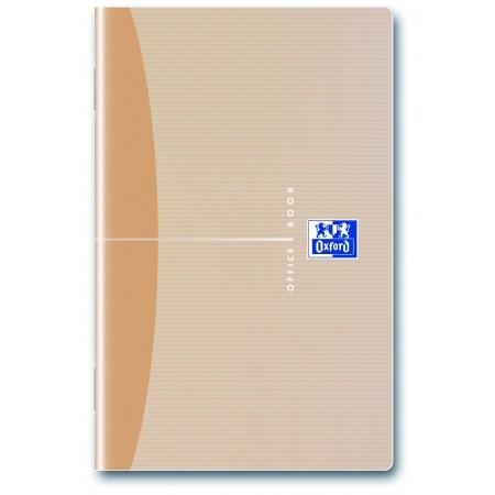 Caiet 90X140mm 48 file matematica coperti carton, OXFORD Beauty
