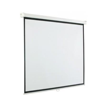 Ecran proiectie de perete 180x180cm, SMIT