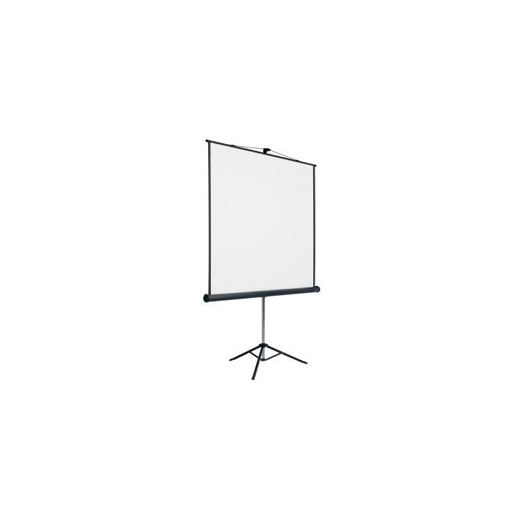 Ecran proiectie pe trepied 153x153cm, SMIT