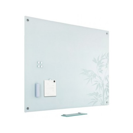 Tabla magnetica din sticla alba 100x150cm, SMIT
