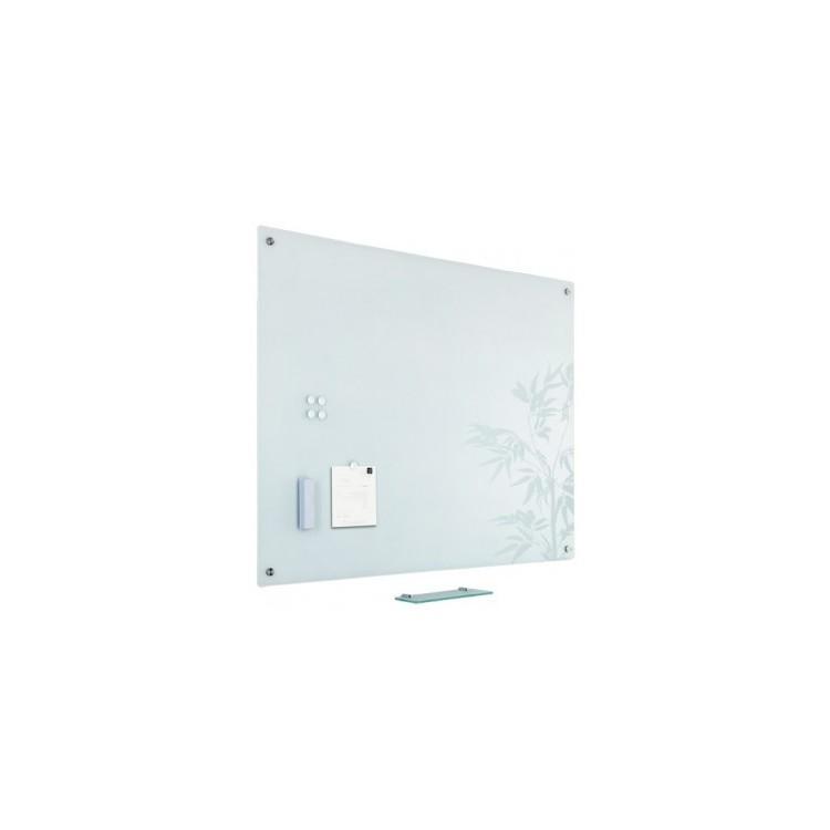 Tabla magnetica din sticla alba 45x60cm, SMIT
