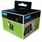 Etichete adezive 19x51mm albe repozitionabile 500/rola, DYMO Labelwriter