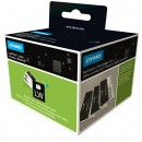 Etichete adezive 24x12mm albe repozitionabile 1000/rola, DYMO Labelwriter