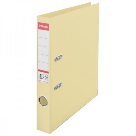 Biblioraft dublu plastifiat 5cm scoica, ESSELTE Standard