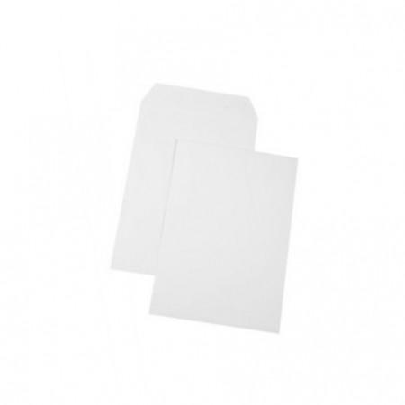 Plic C4 alb autoadeziv 90g/mp 229x324mm tip T