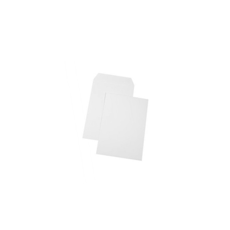 Plic C4 alb autoadeziv 229x324mm tip T