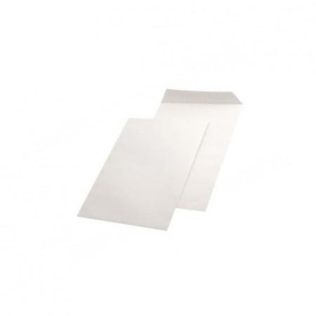 Plic C4 alb gumat 229x324mm tip T