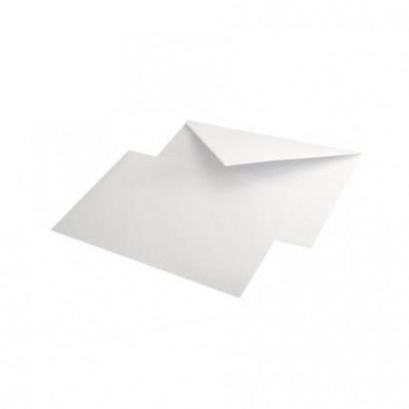 Plic C4 alb gumat 229x324mm tip L