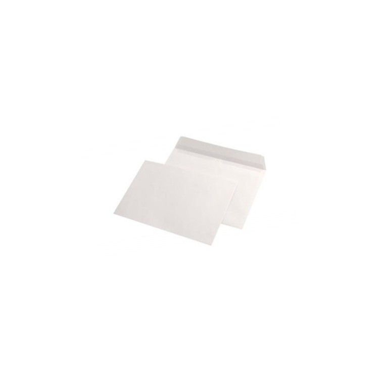 Plic C5 alb siliconic 162x229mm tip L