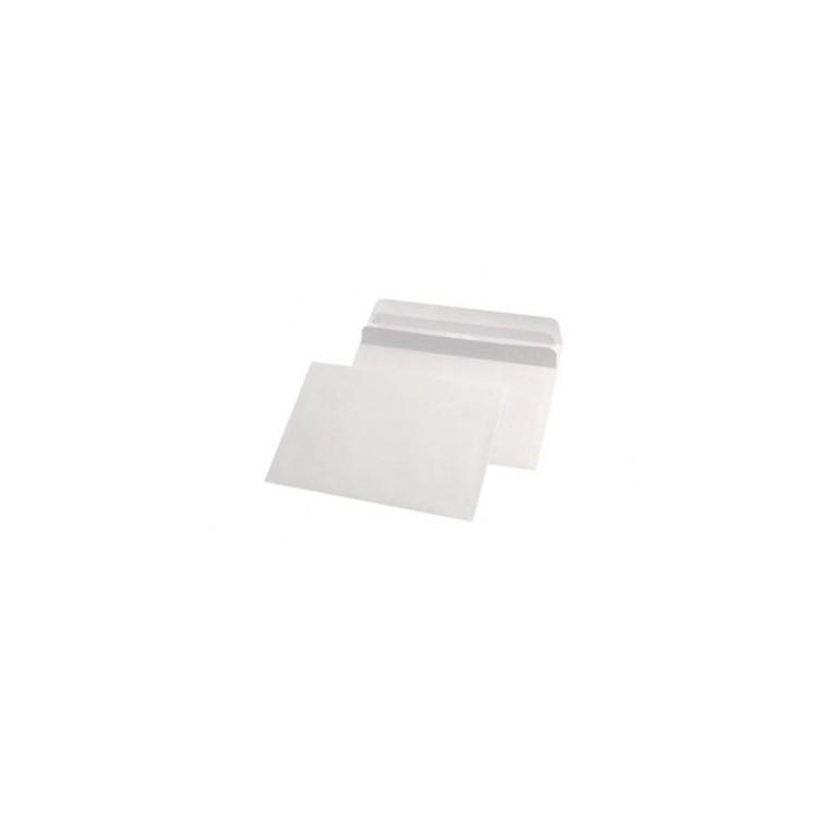 Plic C6 alb autoadeziv 114x162mm