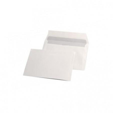 Plic C6 alb siliconic 114x162mm