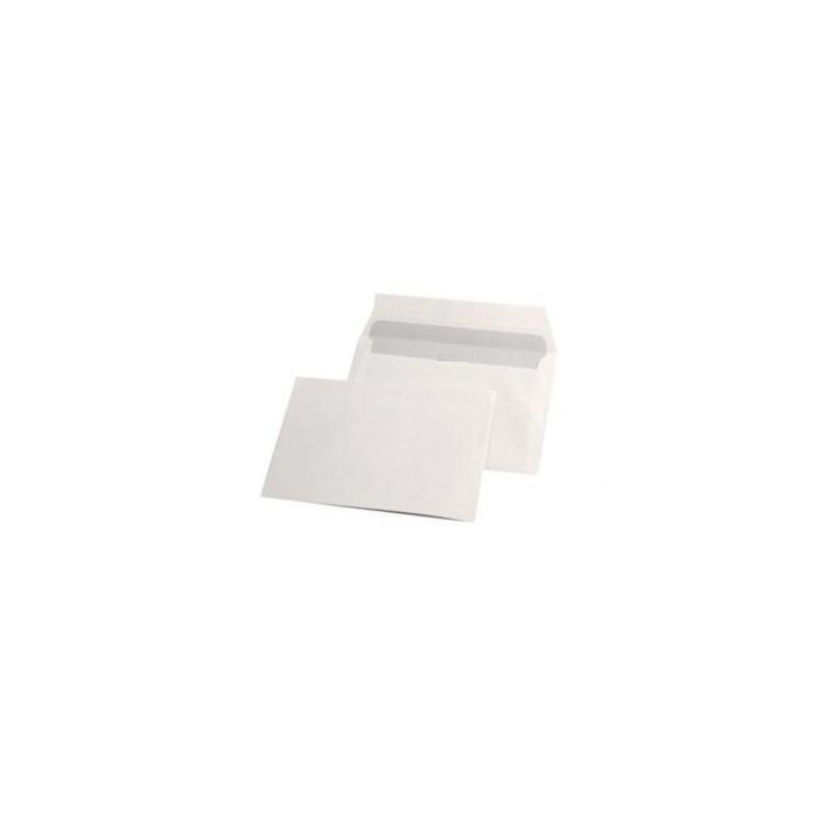 Plic C6 alb siliconic 80g/mp 114x162mm