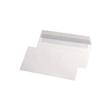 Plic DL alb siliconic 110x220mm