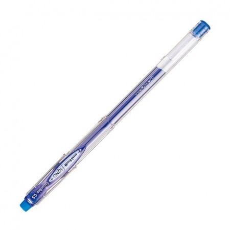 Pix cu gel 0.5mm albastru, UNI Erasable