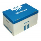 Container arhivare 522x351x305mm albastru, DONAU