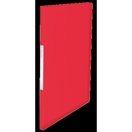 Mapa prezentare cu 20 folii rosie, ESSELTE Vivida