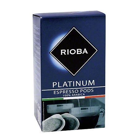 Capsule cafea 6.94g 18 buc/cut, RIOBA Platinum