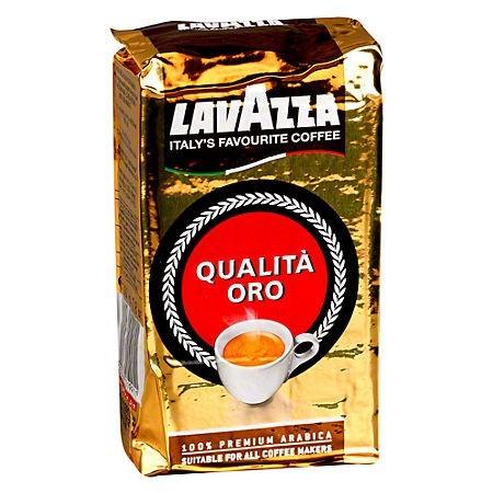 Cafea macinata 250 g/punga, LAVAZZA Qualita Oro