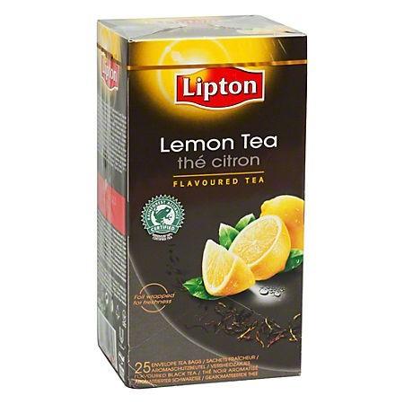 Ceai de lamaie 25 pliculete/cut. LIPTON