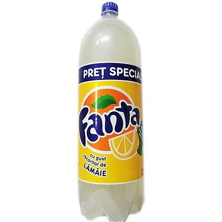 Fanta Lamaie 2.5 litri 6 buc/bax