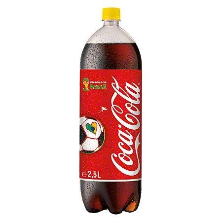 Coca Cola 2.5 litri 6 buc/bax