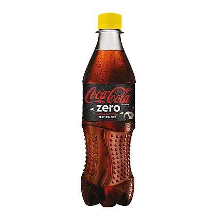 Coca-Cola Zero 0.5 litri 12 buc/bax