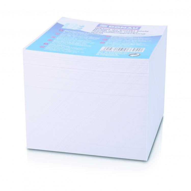 Cub hartie alb 8.3x8.3cm 800 file, DONAU