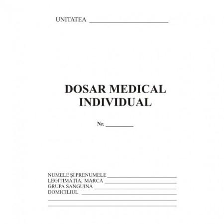 Dosar medical individual + fisa aptitudine
