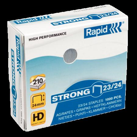Capse 23/24 1000 buc/cut, RAPID Strong