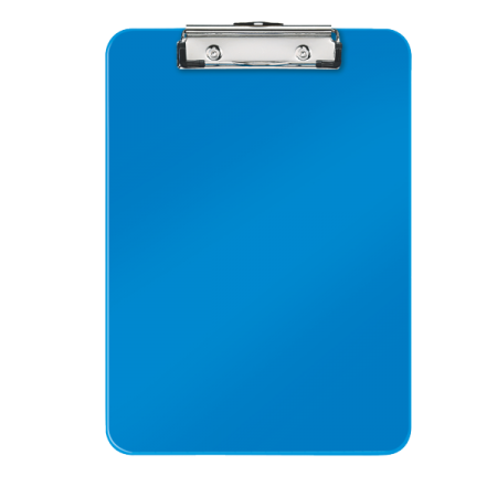 Clipboard simplu PS albastru metalizat , LEITZ WoW