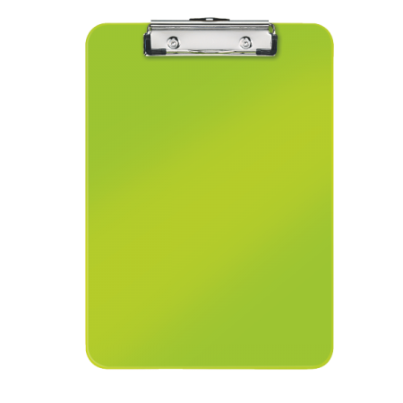 Clipboard simplu PS verde metalizat , LEITZ WoW