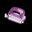 Perforator 10 coli mov metalizat, LEITZ 5060