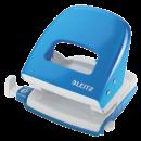 Perforator 30 coli albastru deschis, LEITZ 5008
