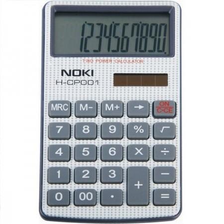 Calculator de buzunar 12 Digits, NOKI HCP001