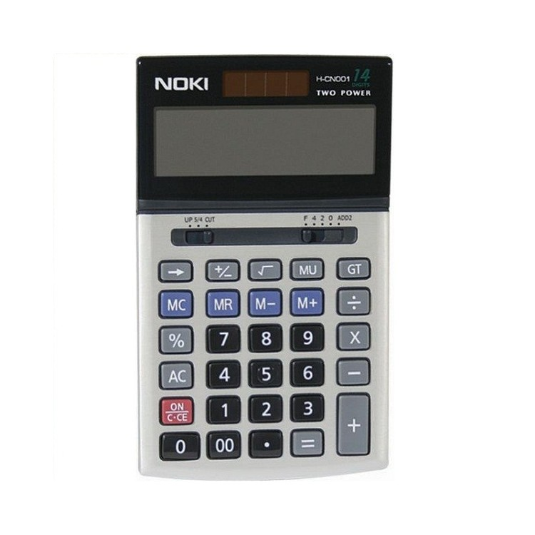 Calculator pentru birou 14 Digits, NOKI HCN001