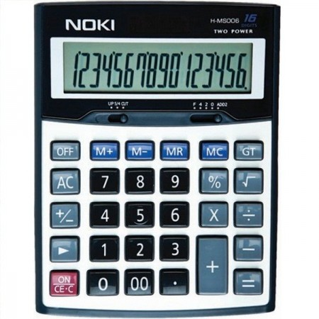 Calculator pentru birou 16 Digits, NOKI HMS006