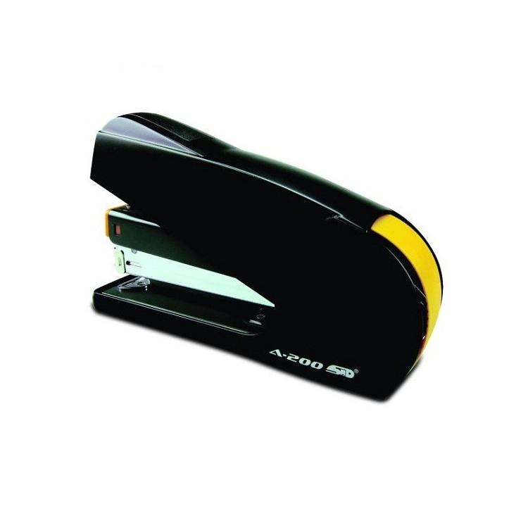 Capsator 24/6 20 coli negru, NOKI Easy Touch A200