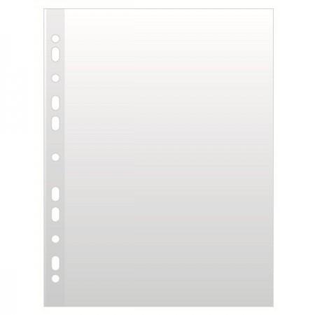 Folie protectie documente A4 90mic cristal 100 buc/set, NOKI