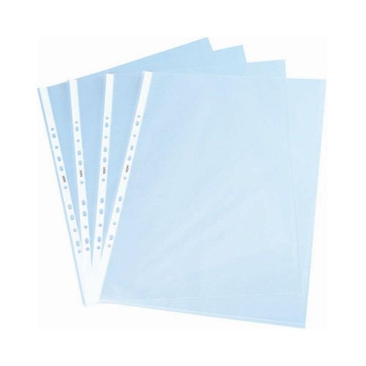Folie protectie documente A5 35mic. 100 buc/set NOKI