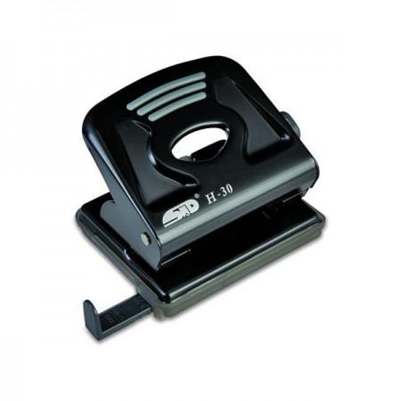 Perforator 30 coli metalic negru, NOKI H30