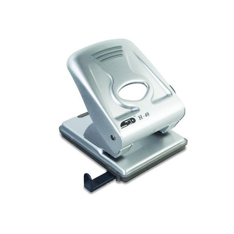 Perforator 40 coli metalic argintiu, NOKI H40