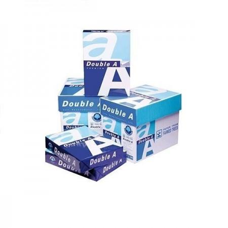 Hartie copiator A4 80g/mp 500 coli/top alba, DOUBLE A